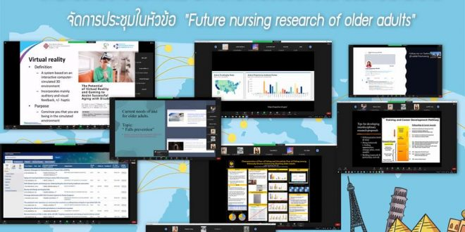 Future nursing research of older adults